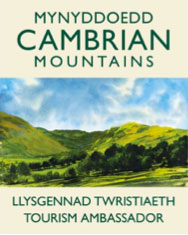 Cambrian Mountains Iniatiative Tourism Ambassadors